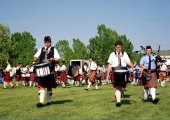 {Red Deer Highland Games- June 22, 2013}